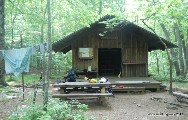 Appalachian - Deep Gap Shelter