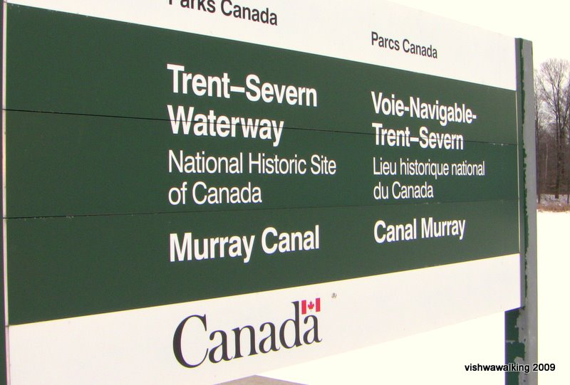 murray canal-sign